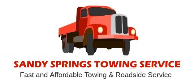 Sandy Springs, GA Towing Service